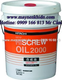 Dầu Hitachi Hiscrew oil 2000 (P/N : 55173320)